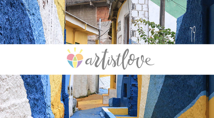 Art and love as universal languages with ARTISTLOVE