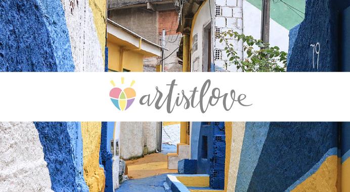 Arte y amor como lenguajes universales con ARTISTLOVE