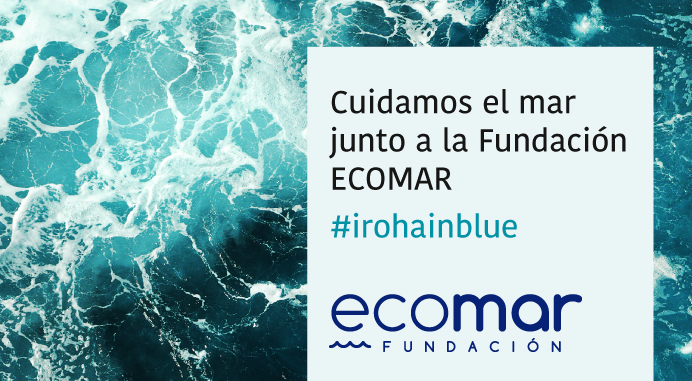 We take care of the sea together with the ECOMAR Foundation