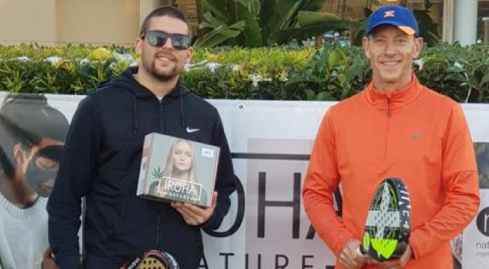 Torneo de Padel y Tenis Solidario para la Marató de TV3